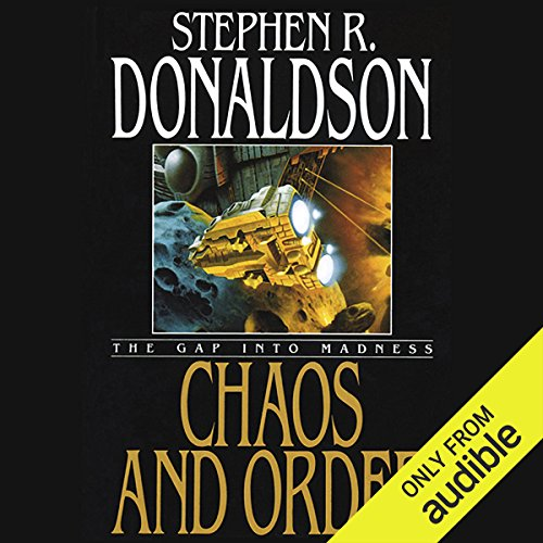 Chaos and Order: The Gap into Madness audiobook cover art
