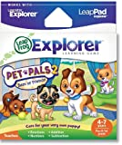 Works With The Leapster Explorer And Leappad Explorer Systems (Sold Separately). - LeapFrog Explorer Learning Game: Pet Pals 2 (works with LeapPad & Leapster Explorer)