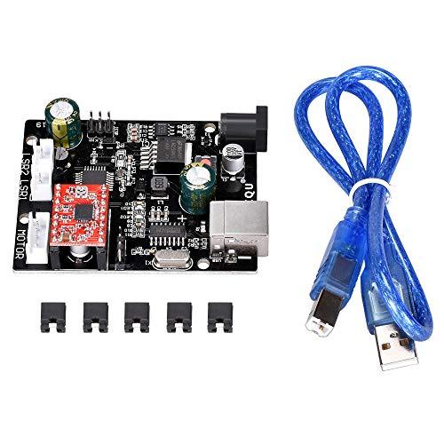 ILS 3D Scanner V1.0 Board - Placa base láser integrada con cable USB para escáner 3D