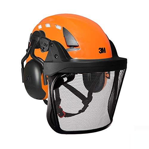 3M X5000 Pro Forestry Helmet Arborist Helmet Chainsaw Helmet...