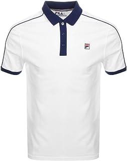 be256fbb Amazon.co.uk: Fila - Polos / Tops, T-Shirts & Shirts: Clothing