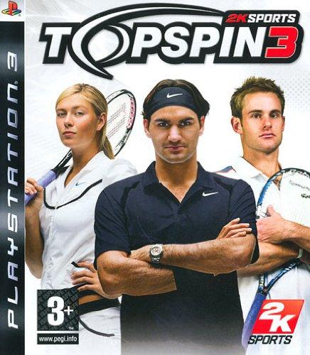 Top Spin 3 [Importación italiana]
