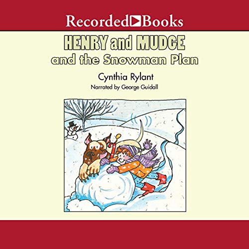 Couverture de Henry and Mudge and the Snowman Plan