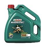 Castrol 151B2F Aceite DE Motor MAGNATEC C3 5W40 4 litros
