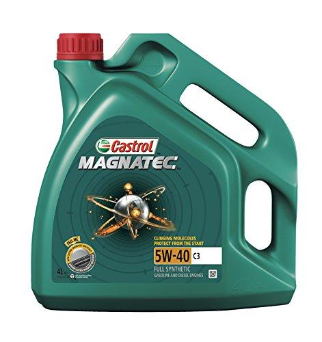Castrol 15C9CA Aceite DE Motor MAGNATEC C3 5W40 4 litros