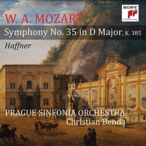 Prague Sinfonia Orchestra & Christian Benda
