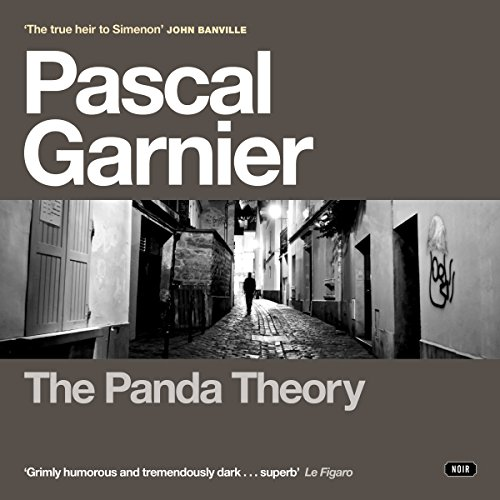The Panda Theory audiobook cover art