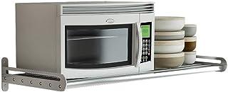 EstanteríA De Cocina De Pared Estante De Horno De Microondas De Acero Inoxidable/Estante De Especias