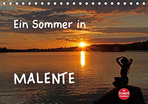 Ein Sommer in Malente (Tischkalender 2021 DIN A5 quer)