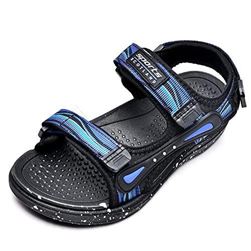 sandali per bambini Sandali per bambini Scarpe da spiaggia per ragazzi e ragazze Sandali da trekking Sandali da esterno a punta chiusa Scarpe estive sportive Sport