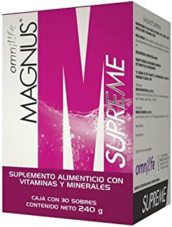 Best omnilife magnus supreme Reviews