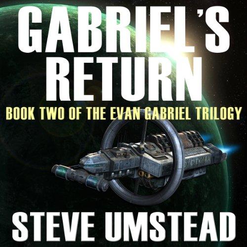 Gabriel's Return audiobook cover art
