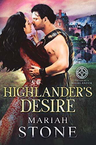 Highlander's Desire by Mariah Stone ebook deal