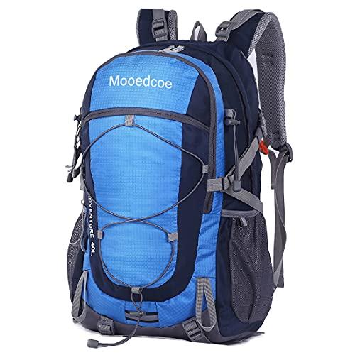 La mejor mochila de montaña de 40 litros: Mooedcoe 40L