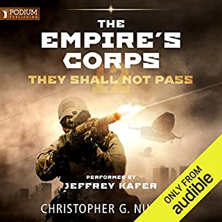 They Shall Not Pass audiobook cover art