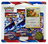 The Pokémon Company Pokemon Schwert & Schild Kampfstile  SWSH5 3-Pack Blister deutsch (Evoli)