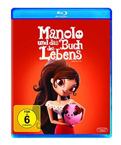 Manolo und das Buch des Lebens (Blu-ray)
