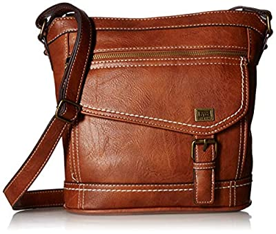 b.o.c. Amherst Crossbody Saddle 2 One Size