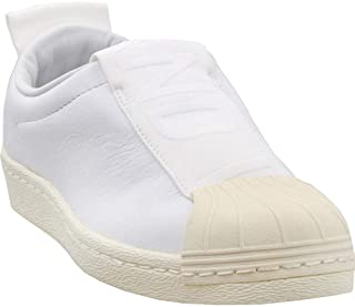 Womens Superstar Bw Slip-On Casual Sneakers,