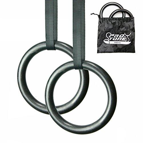 PROTONE Gymnastik Ringe Für Olympisches Crossfit Training Stärke System von BODYCORE Fitness ®