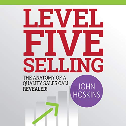 Level Five Selling  By  cover art