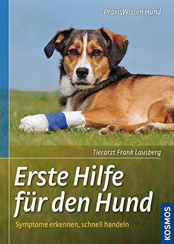 Erste Hilfe für den Hund: Symptome erkennen, schnell handeln (Praxiswissen Hund)