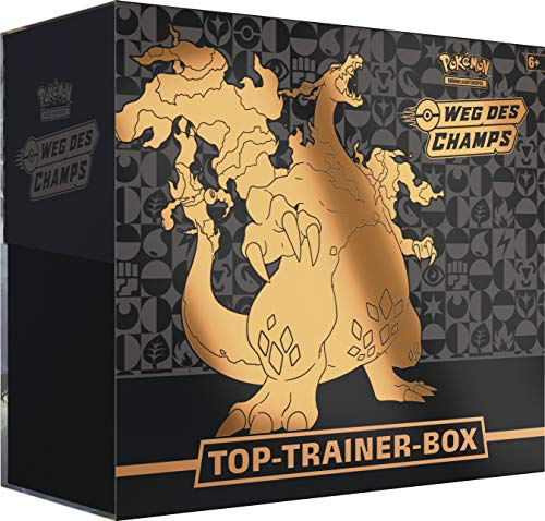 Pokemon Weg des Champs Top Trainer Box - Deutsch