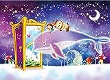 Puzzle 1000 Piezas Mundo Animal Jigsaw Fish Dog Cute Jigsaw Niños Regalo de Año Nuevo