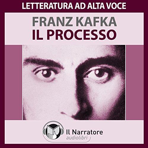 Il Processo audiobook cover art