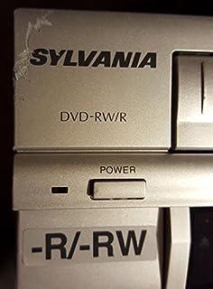 Sylvania DVD Recorder/VCR Combo Model SSR90V4 [Electronics]