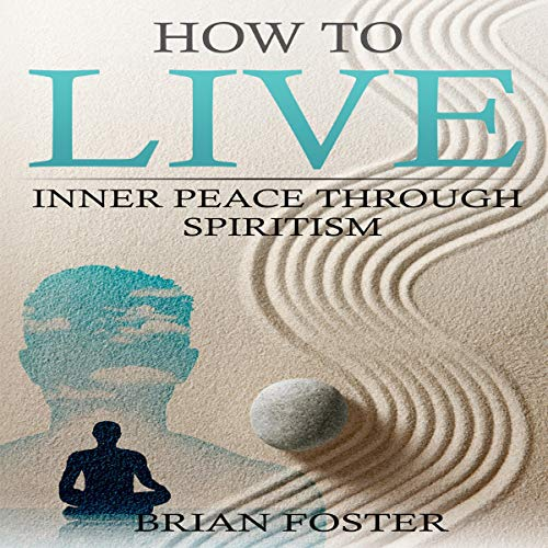 How to Live audiobook cover art
