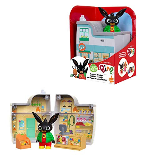 Giochi Preziosi - Bing Playset Minihouse Padget Personaje, BNG20200