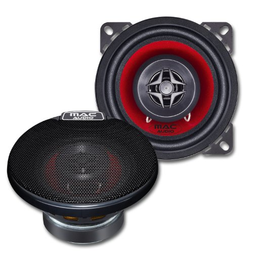 Mac Audio APM Fire 10.2, Car HiFi LS:Koaxial-100mm