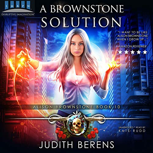 A Brownstone Solution Audiobook By Judith Berens, Martha Carr, Michael Anderle cover art