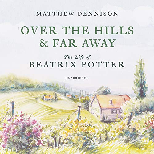 Over the Hills and Far Away audiobook cover art