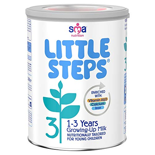Little Steps Growing Up Milk 1-3 Years, 800 g