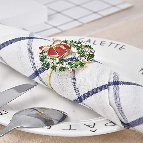 Fiaoen Serviettenringe, Serviettenschnalle Multifunktions Handtuch Serviettenring Für Zuhause Amazing