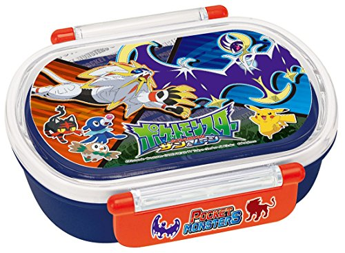 Skater Pokémon Soleil et Lune Tight Lunch Box 360ml Qa2ba