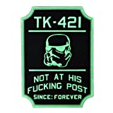 TK-421 Glow-in-The-Dark Star...image