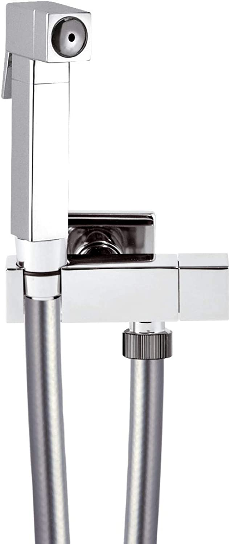 SET includes  idroscopino idroscopino art. RB120 SQ and Flexible Tap Angled SQ.