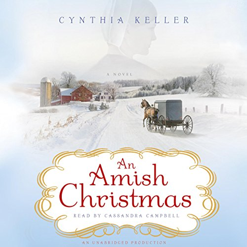 An Amish Christmas cover art