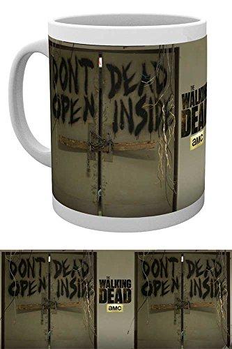 empireposter Walking Dead - Dead Inside - Keramik Tasse - Größe Ø8,5 H9,5cm