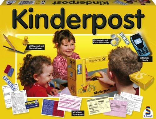 Schmidt Spiele 40407 - Kinderpost