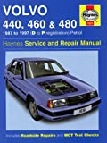 Volvo 440, 460 and 480 (1987-97) Service and Repair Manual (Haynes Service and Repair Manuals)