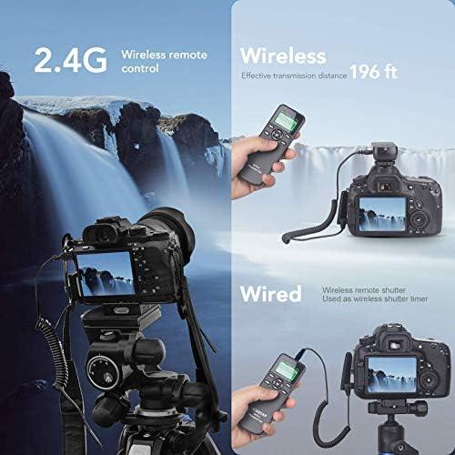 550D ayex Timer-Fernauslser E3 fr Canon EOS 60D 500D 450D, 600D ...
