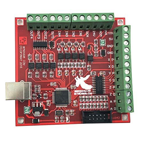 SUNERLORY Driver Motion Controller MACH3 elektrische apparatuur USB-poort houtbewerking frezen Stabiel 4 as Accessoires Vervangende Onderdelen High Speed Interface Board DIY Tool Machine