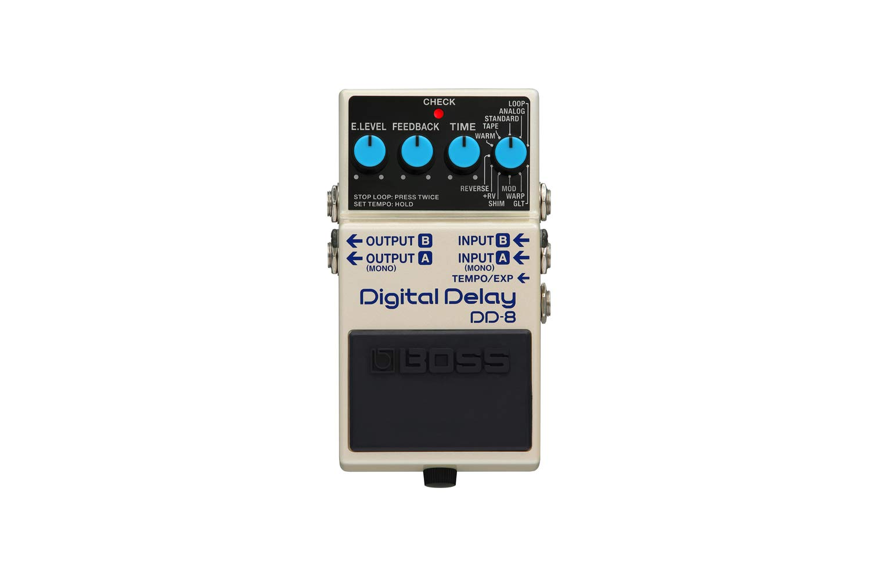 リンク:DD-8 Digital Delay