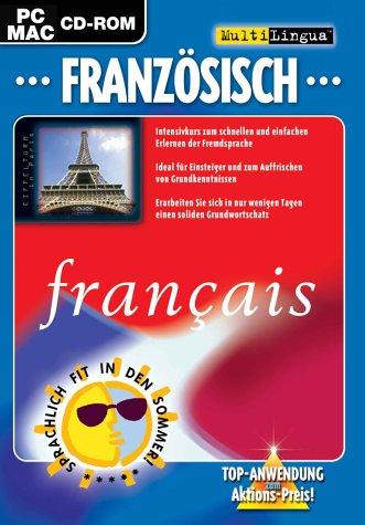 MultiLingua - Französisch Intensiv [Import allemand]