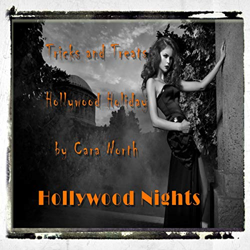 Tricks and Treats: Hollywood Holiday audiobook cover art