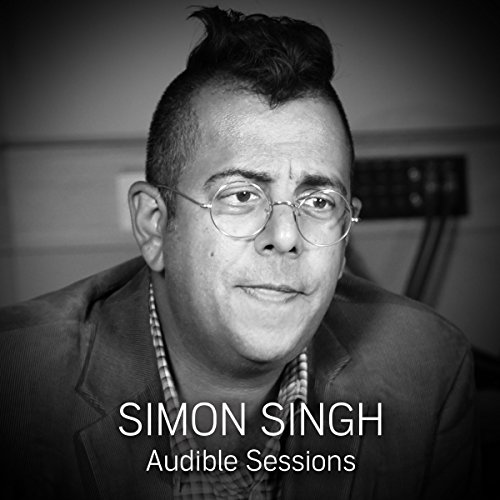 FREE: Audible Sessions with Simon Singh audiobook cover art